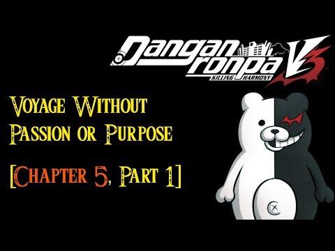 Danganronpa V3 - Chapter 5 - Part 1 [English - No Commentary]
