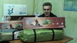Туристические палатки Indiana - обзор от Интернет-магазина Gippi.ru