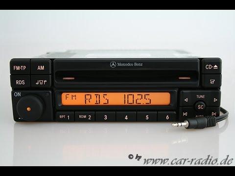 original mercedes autoradios cd wechsler und