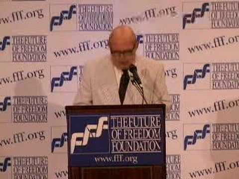 Ralph Raico at FFF Conference, Part 4 of 7