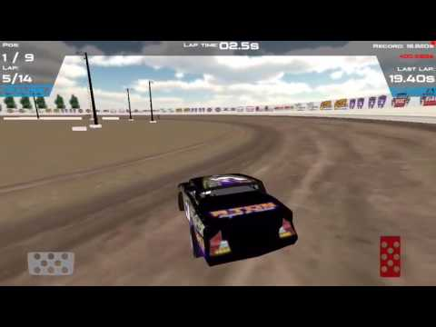 DirtTrackin' Replay at USA RACEWAY with Street stock