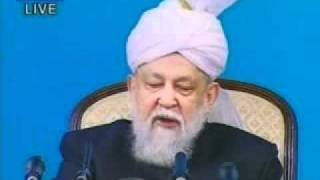 Friday Sermon 27 December 2002.