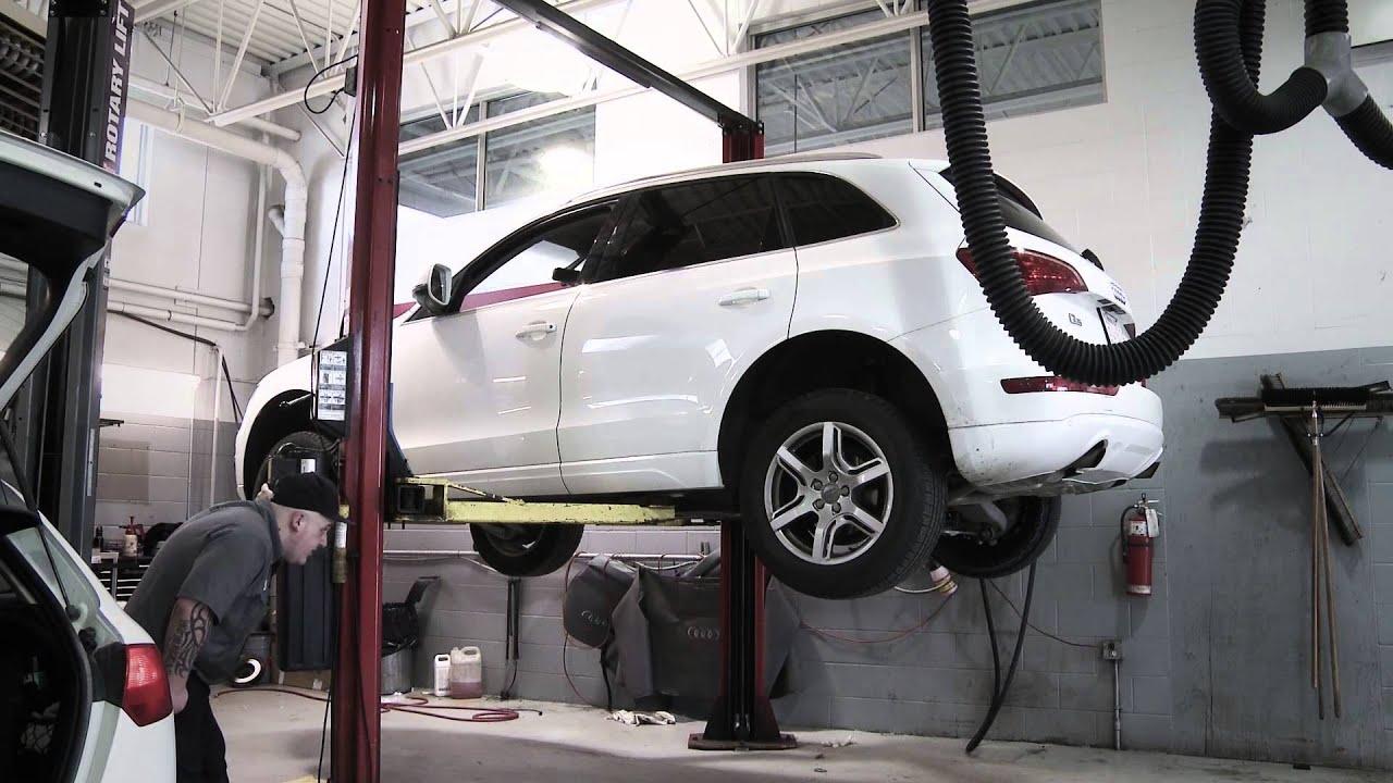 AUDI CARE Glenmore Audi Mechanical Breakdown Protection - Audi care