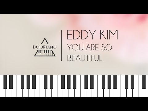 [Goblin OST] 에디킴 (Eddy Kim) - 이쁘다니까 (You Are So Beautiful) Piano Cover