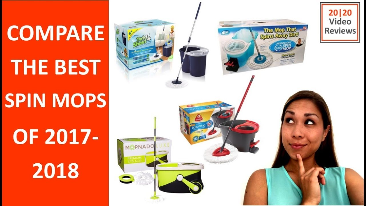 Twist and shout mop review - 2017 Best Spin Mop Review And Comparison