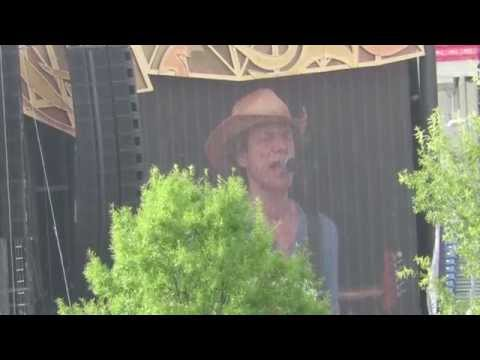Rolling Stones - Far Away Eyes Soundcheck 2 Nashville June 17 2015