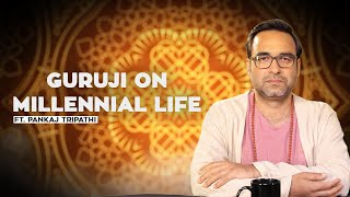 Guruji from Sacred Games on Millennials, Memes, Friend Zone, Binge-Watching   ft. Pankaj Tripathi