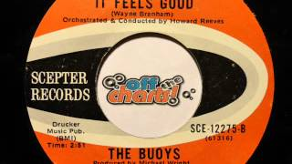 The Buoys - It Feels Good ■ 45 RPM 1971 ■ OffTheCharts365