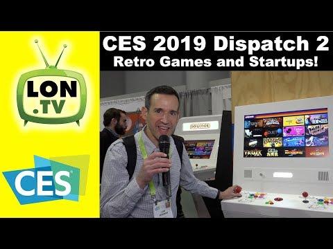 CES 2019 Dispatch 2: Retro Games, Mini PCs, Fanless NAS, and more!