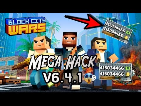 Block City Wars Hack - How to get UNLIMITED Cash and Gold ...