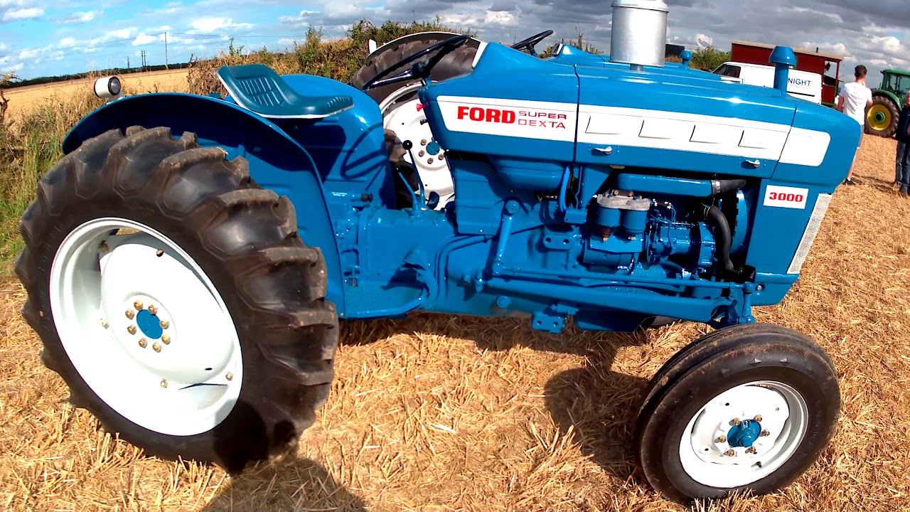 3000 ford tractor seats found in: 1966 Ford 3000 Super Dexta 2 9 Litre 3 Cyl Diesel Tractor 47 Hp Youtube