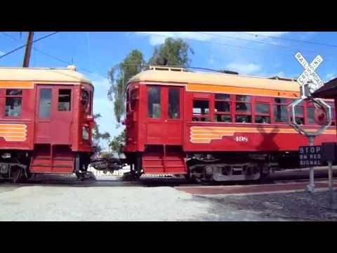 Electrified Dinosaurs: Pacific Electric Days at the Orange Empire Railroad Museum