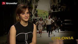 Baixar Interview Emma Watson COLONIA