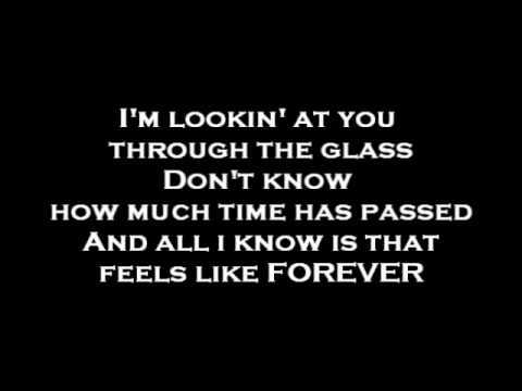 Stone Sour - Through glass (lyrics)
