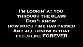 Stone Sour - Through glass (lyrics)