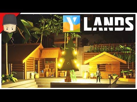 YLANDS - ELECTRICITY! : Ep.25 (Survival/Crafting/Exploration/Sandbox Game)