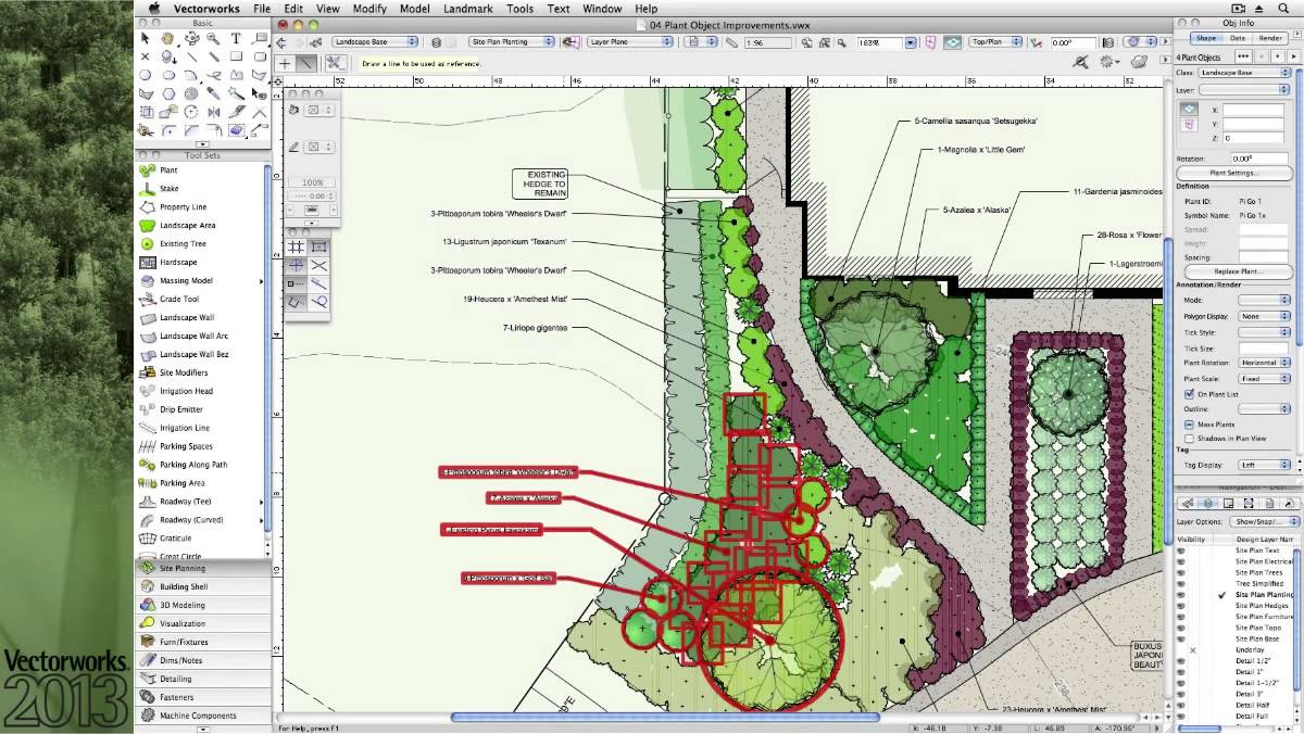 Cad Software For Garden Designers