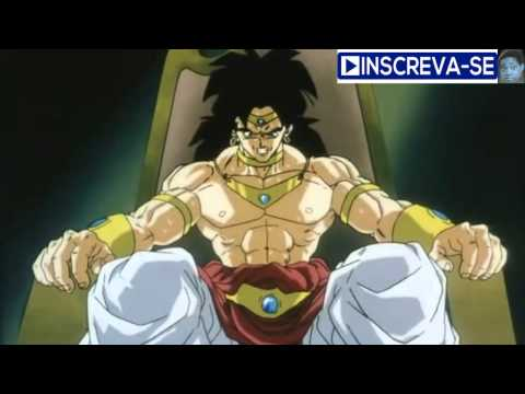 Trailer do filme Dragon Ball Z 8: Broly, o Lendário Super Saiyajin