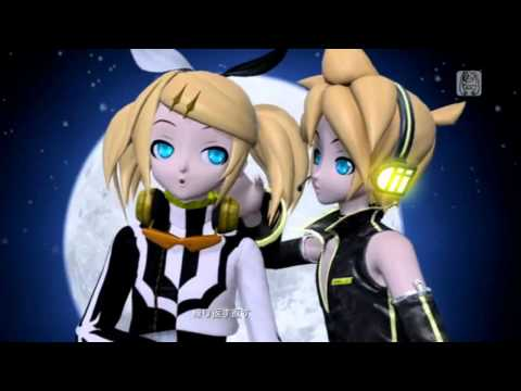 Kagamine rin and len project diva dreamy theater youtube - Kagamine rin project diva ...