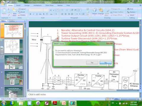 Solar,Wind & Fuel Cell Energy (NEC2011 Requirements)-03-23-12.wmv