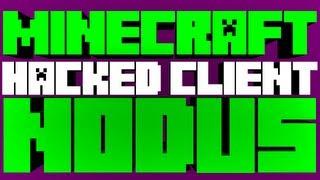 Minecraft - 1.4.7 Hacked Client - Nodus - WiZARD HAX