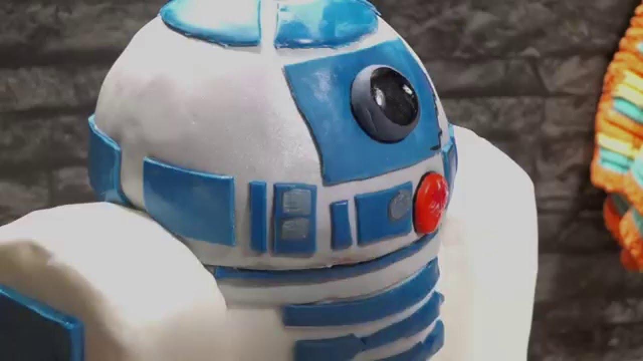R2d2 Torte Youtube