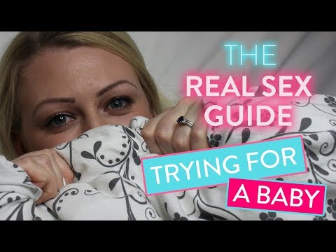How To Make Getting Pregnant Fun | Channel Mum Real Sex Guide
