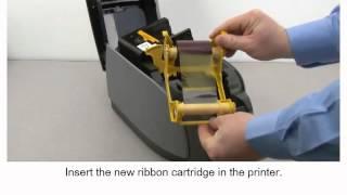 Zebra ZXP Series 3 Printer - Loading Ribbon(For Custom ID Cards, Printers, or Verification Software visit http://cardintegrators.com/, 2014-03-08T00:06:50.000Z)