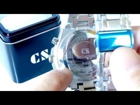 cs collection horloges