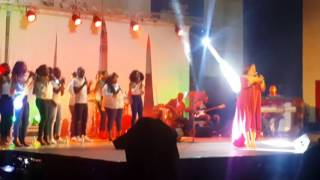 CPUT 2016 Annual Concert - Lynnzay Great is the Lord