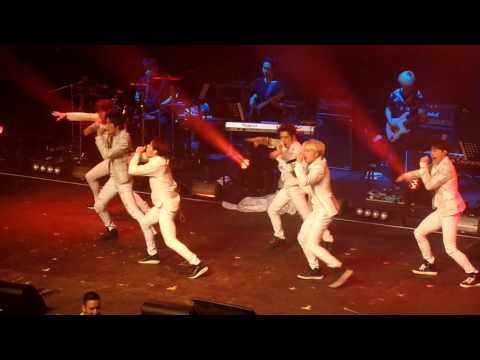 [FANCAM] 160116 INFINITE en Chile - Paradise
