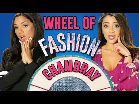 Niki and Gabi Style Denim Shirts! Wheel Of Fashion