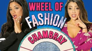 Niki and Gabi Style Denim Shirts! Wheel Of Fashion