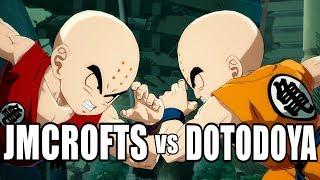 jmcrofts vs DotoDoya - The Battle of the Krillin Mains!!