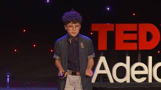 Toilets, bowties, gender and me | Audrey Mason-Hyde | TEDxAdelaide