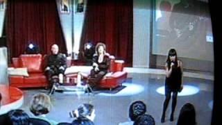 Irina Popa ( Emisiunea .Rai da Buni ) 15 feb 2010.