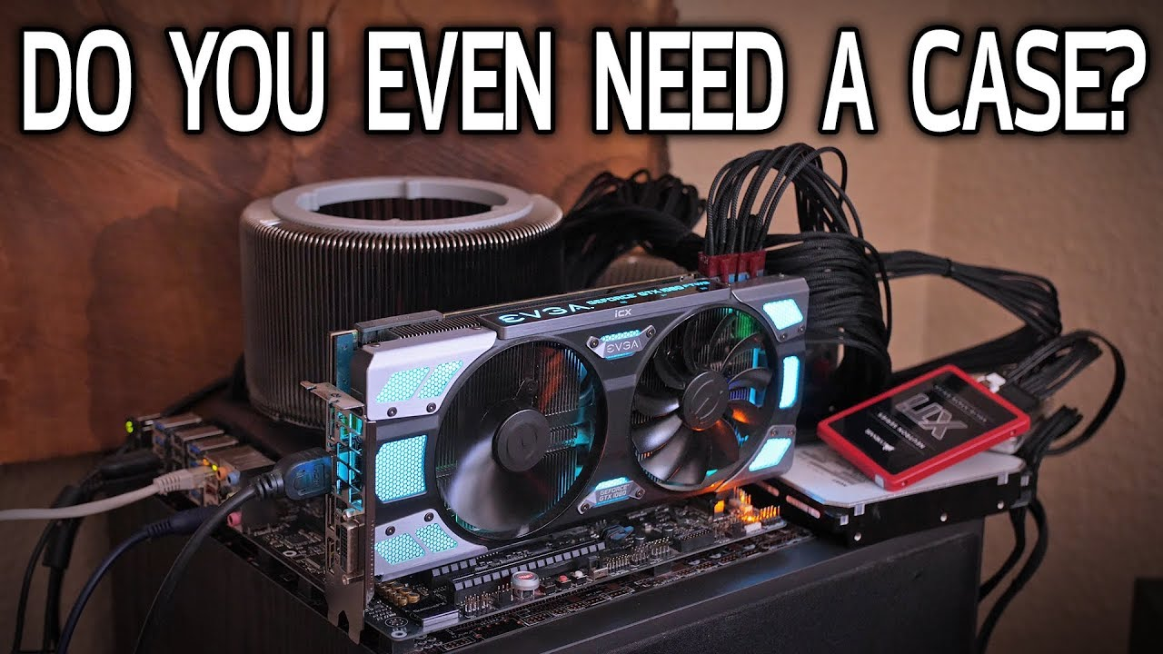 Does Your PC Even Need A Case?