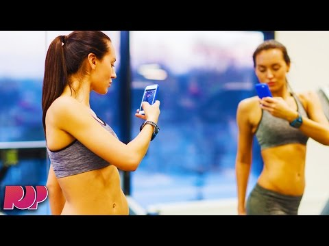 People Who Post Their Fitness Routine To Social Media Have Psychological Problems