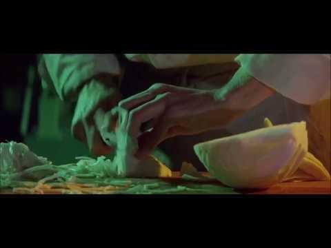 VERDE - el cocinero, el ladrón, su mujer y su amante.