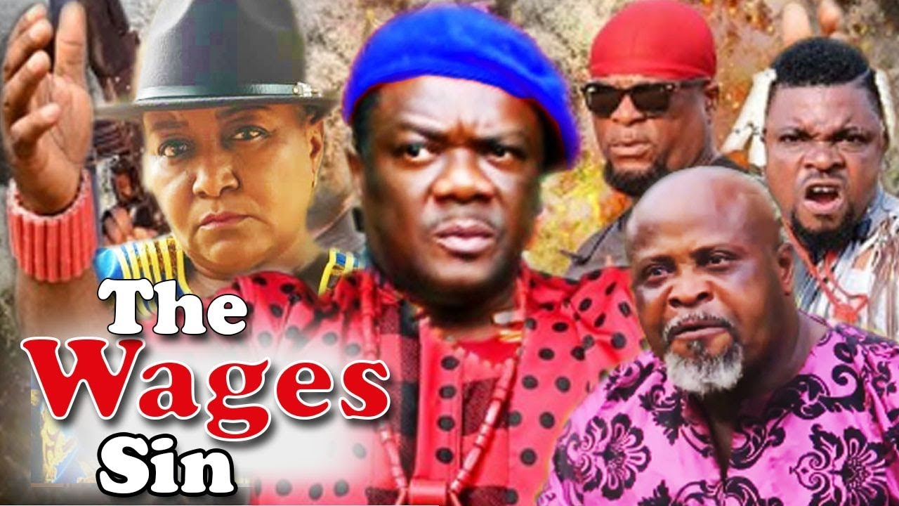Download The Wages Of Sin Part 3&4 - Kevin Ikeduba & Ebele Okaro Latest Action Nollywood Movies.