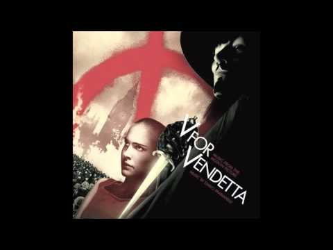 V For Vendetta Soundtrack - 13 - Knives, Bullets (And Cannons Too) - Dario Marianelli