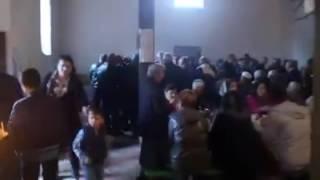 Լուսակերտի  եկեղեցին վերածել են  «քյաբաբնոց» ի ու նախընտրական շտաբի