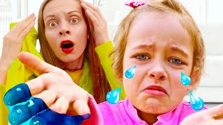 مايا وماري   السلايم - أغنية للطفل   Kids Song by Maya and Mary