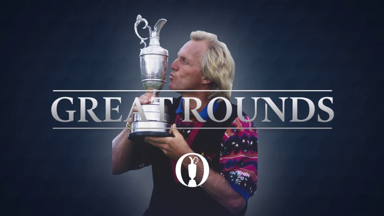 Greg Norman at Royal St George's | Great Open Rounds