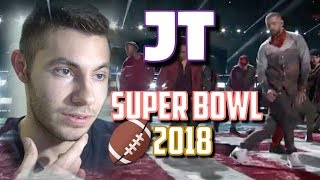 Justin Timberlake - Pepsi Super Bowl LII Halftime Show [REACTION!!]