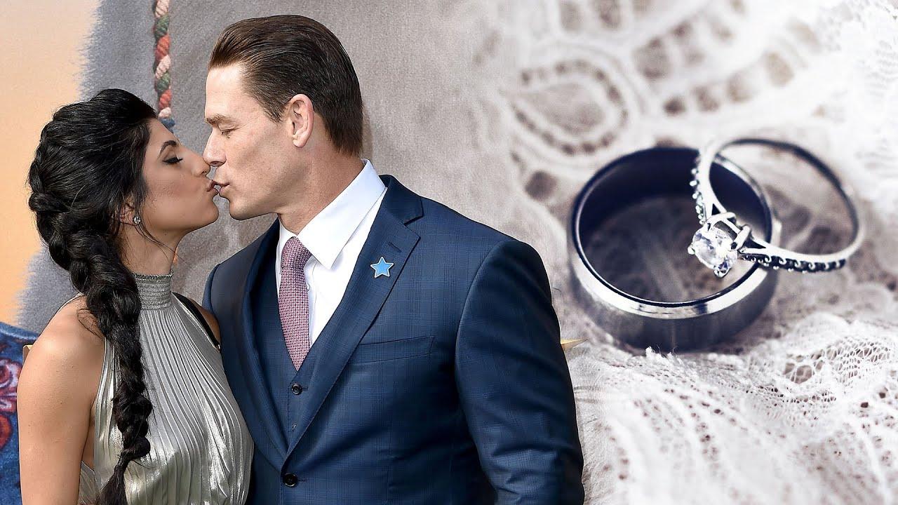 John Cena, Shay Shariatzadeh are married
