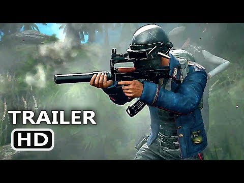 PUBG E3 2018 Trailer (2018) Blockbuster Game HD