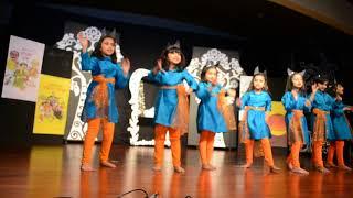 Mumi's ramgorur er chana dance