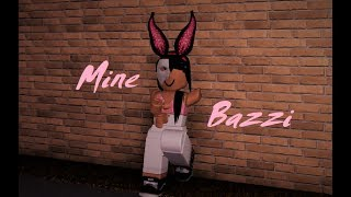 Mine- Bazzi (Clean) ROBLOX Music Video