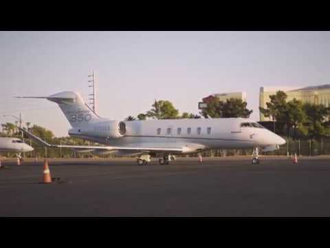 Challenger 350:  10 Cities | 10 Speed Records | Less than 24 hours